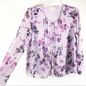 Coldwater creek blouse size 14/16 large